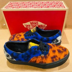 Vans Shoes - VANS Furry Mix Leopard Print Sneakers | Unisex